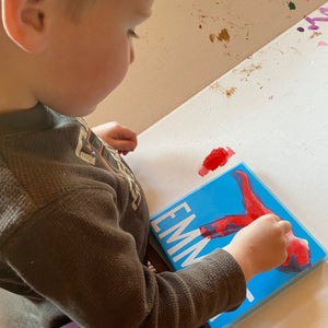 DIY Personalized Kids Sign Kit
