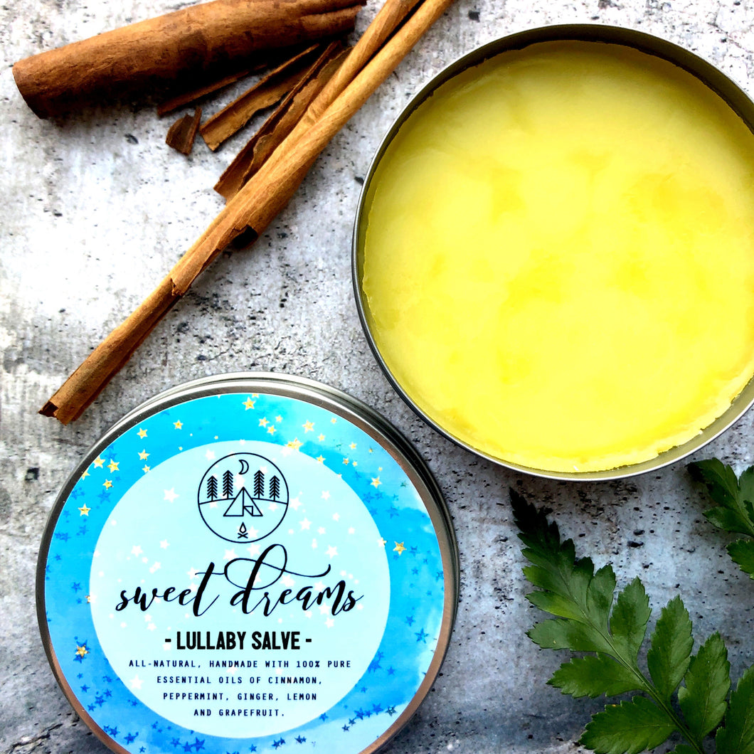 Botanical Salves