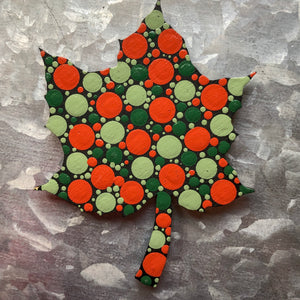 Manitoba & Maple Leaf Magnets