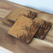 Load image into Gallery viewer, Tree Branch Coasters