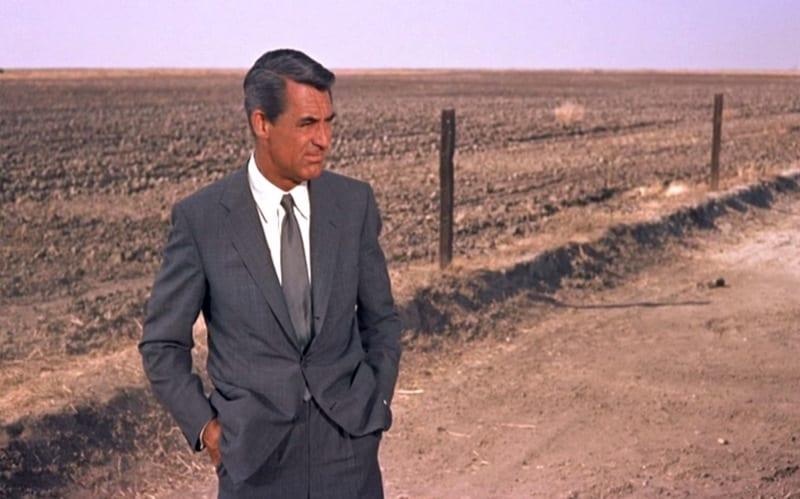 Kilgour Cary Grant North By Northwest