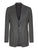 Kilgour Savile Row Tailoring Kilgour SB2 KG Single Breasted Herringbone Jacket Grey
