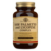 Saw Palmetto and Lycopene Complex Vegetable Capsules - Pack of 50