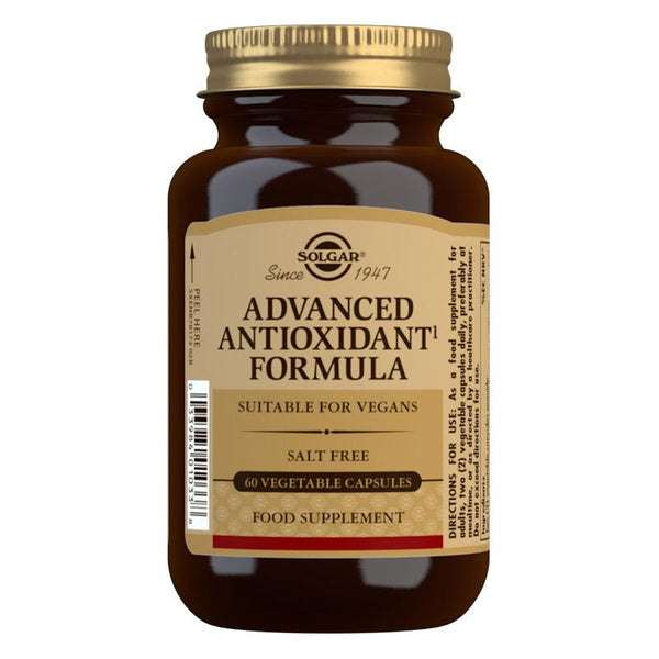 Advanced Antioxidant Formula Vegetable Capsules (4756436516923)