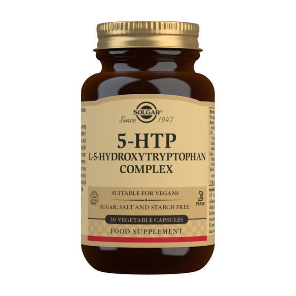 5-HTP L-5-Hydroxytryptophan Complex Vegetable Capsules (4743839285307)
