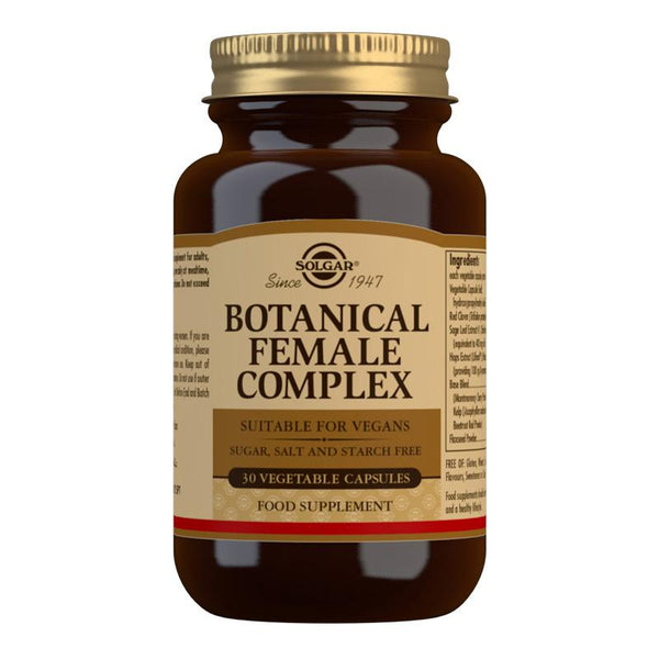 Botanical Female Complex Vegetable Capsules 30 (4743851114555)