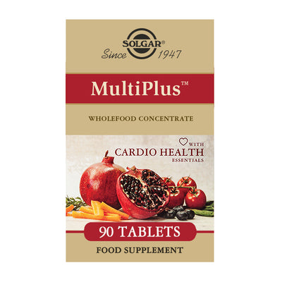 MultiPlus with Cardio Health Essentials Tablets - Pack of 90