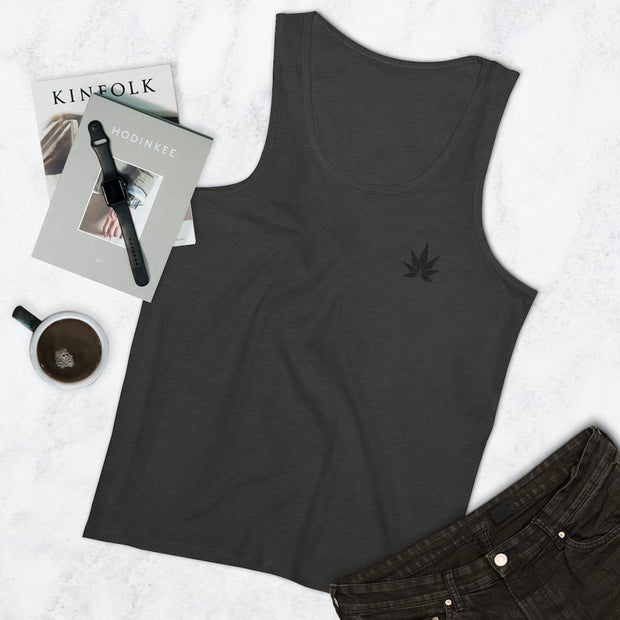 Men's Specter Tank Top - Cannafitshop
