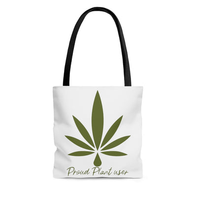 Proud Plant User Tote Bag - Cannafitshop