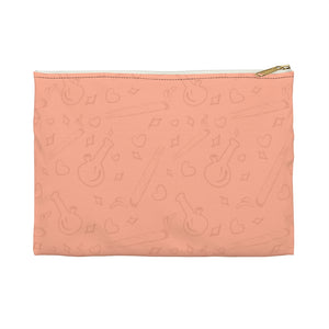 Peach Accessory Pouch - Cannafitshop