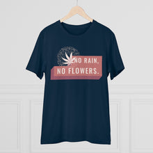 Load image into Gallery viewer, No Rain Organic T-shirt - Unisex - Cannafitshop