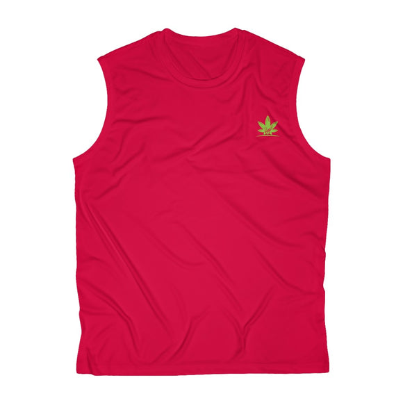 Cannafit Sleeveless Performance Tee - Cannafitshop
