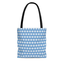 Load image into Gallery viewer, Light Blue Tote Bag - Cannafitshop