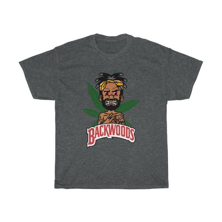 Backwoods Unisex Heavy Cotton Tee - Cannafitshop