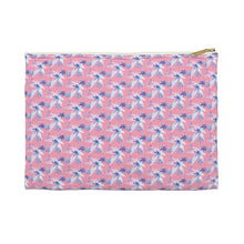 Load image into Gallery viewer, Pink Accessory Pouch - Cannafitshop