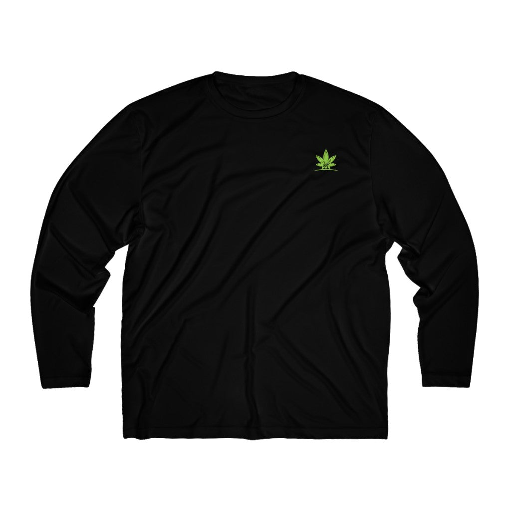 Cannafit Long Sleeve Moisture Absorbing Tee - Cannafitshop