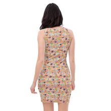Load image into Gallery viewer, Fall Cut & Sew Dress - Cannafitshop