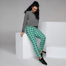 Load image into Gallery viewer, Green Land Women's Joggers - Cannafitshop