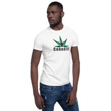 Load image into Gallery viewer, Cannafit Short-Sleeve Unisex T-Shirt - Cannafitshop