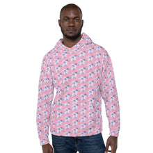 Load image into Gallery viewer, Pink Unisex Hoodie - Cannafitshop