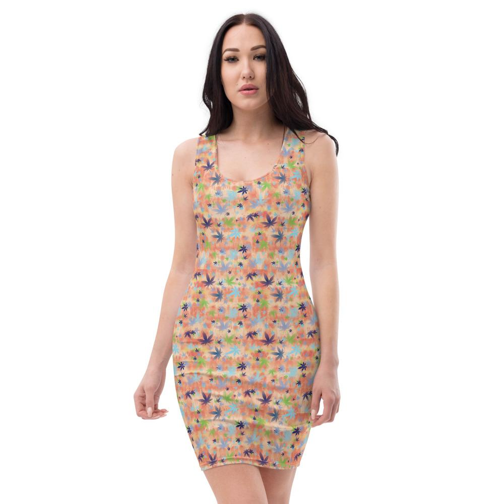 Fall Cut & Sew Dress - Cannafitshop