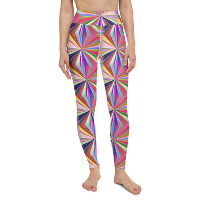 Endless Colors Yoga Leggings - Cannafitshop