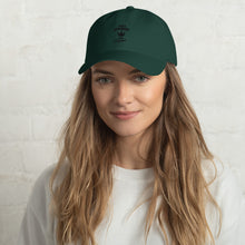 Load image into Gallery viewer, Organic Dad Hat - Cannafitshop
