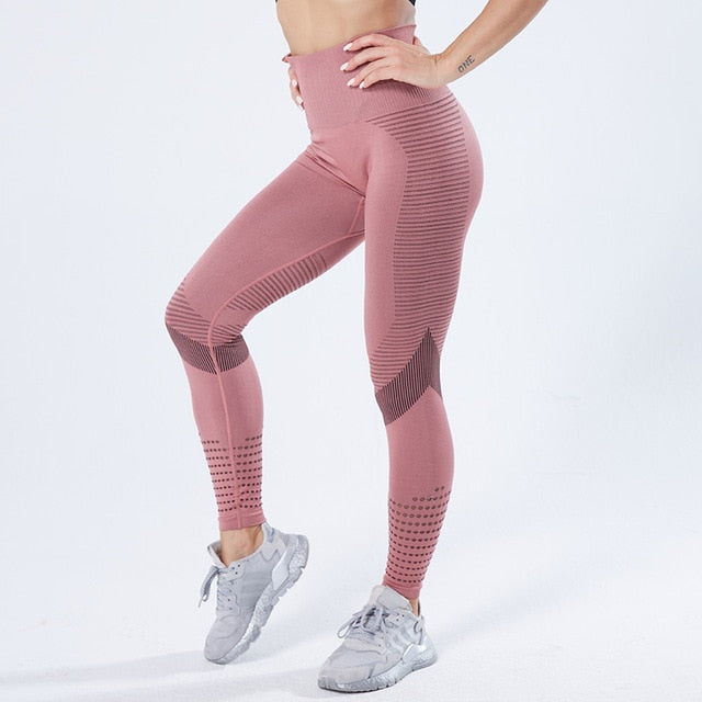 Workout Breathable Tights Leggings - Cannafitshop