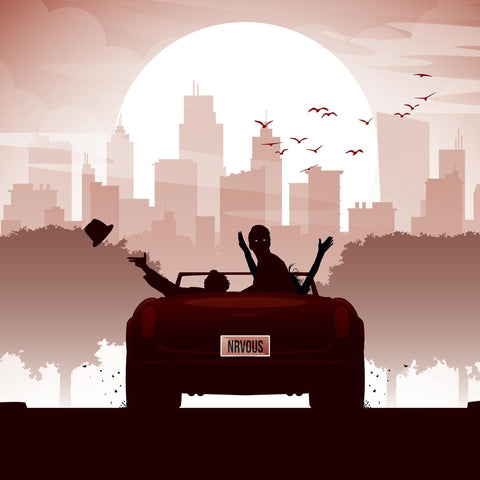 Apollo 13 Movie Poster - Wolf and Rocket