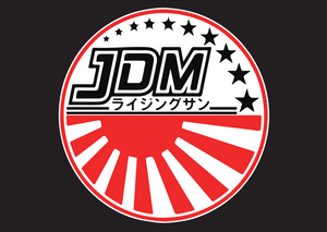 JDM LOGO PROJECTOT LIGHTS Nr.07 (quantity 1 = 1 sets/2 door lights)