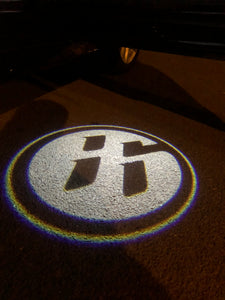 GT 86 LOGO PROJECTOT LIGHTS Nr.10  (quantity 1 = 2 Logo Films /2 door lights)