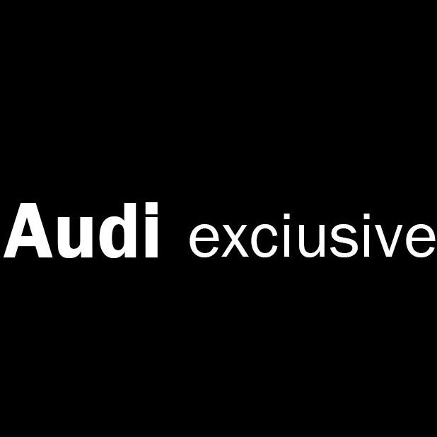 AUDI  LOGO PROJECTOT LIGHTS Nr.73  (quantity 1 = 2 Logo Films /2 door lights)