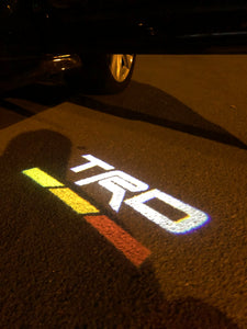 GT 86 LOGO PROJECTOT LIGHTS Nr.16  (quantity 1 = 2 Logo Films /2 door lights)
