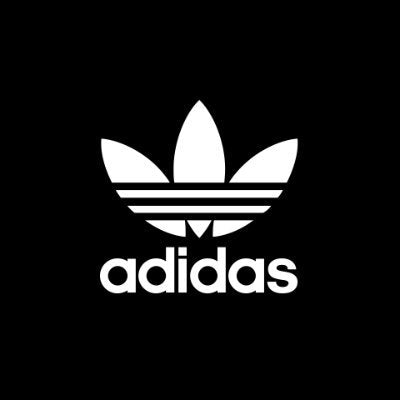 ADIDAS Logo Nr.247 (quantity 1 = 1 sets/2 door lights)