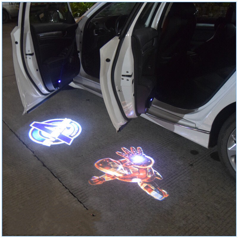 Customized Designs for  logo door lights   /about 70 days