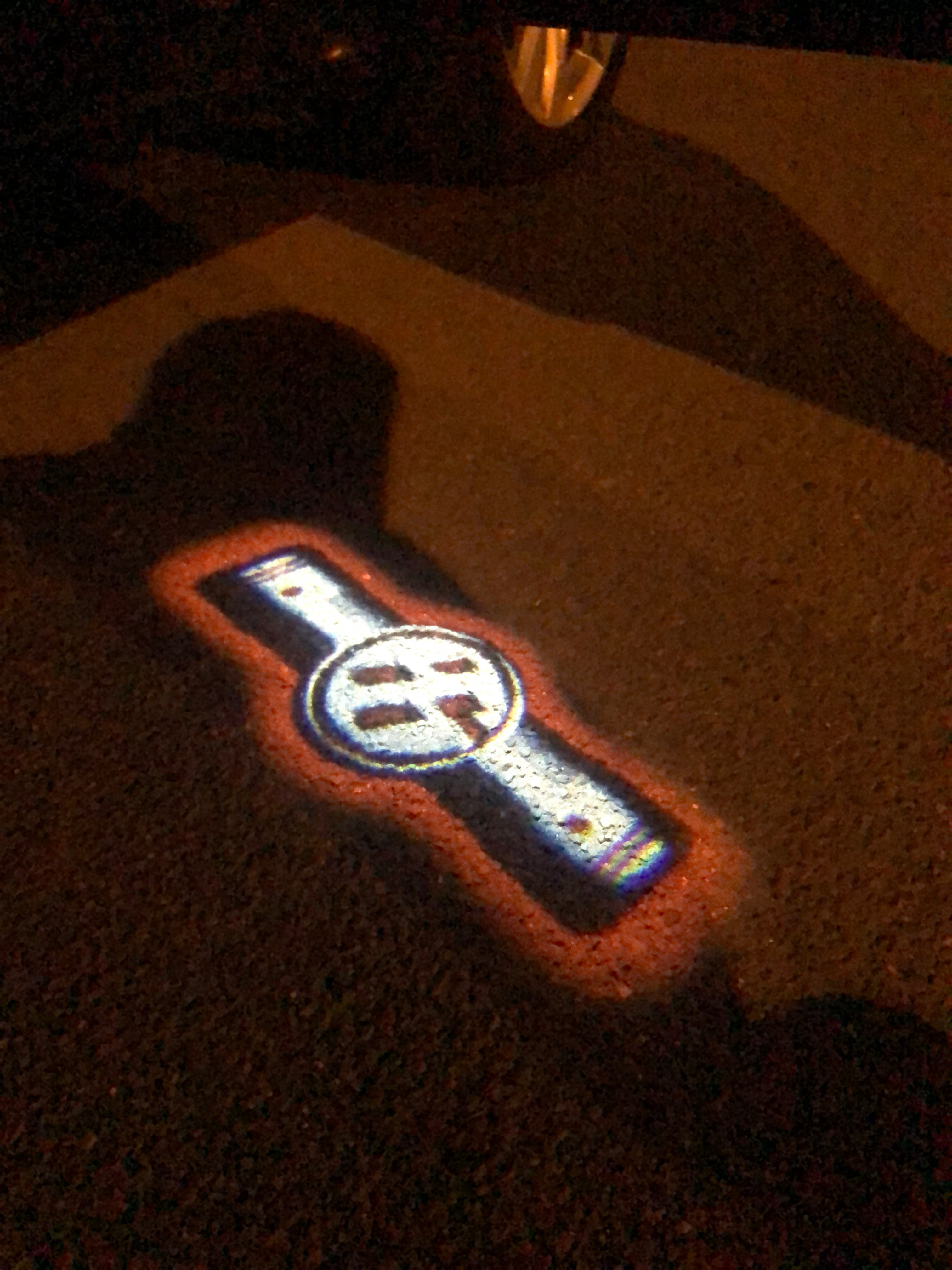 GT 86 LOGO PROJECTOT LIGHTS Nr.09  (quantity 1 = 2 Logo Films /2 door lights)