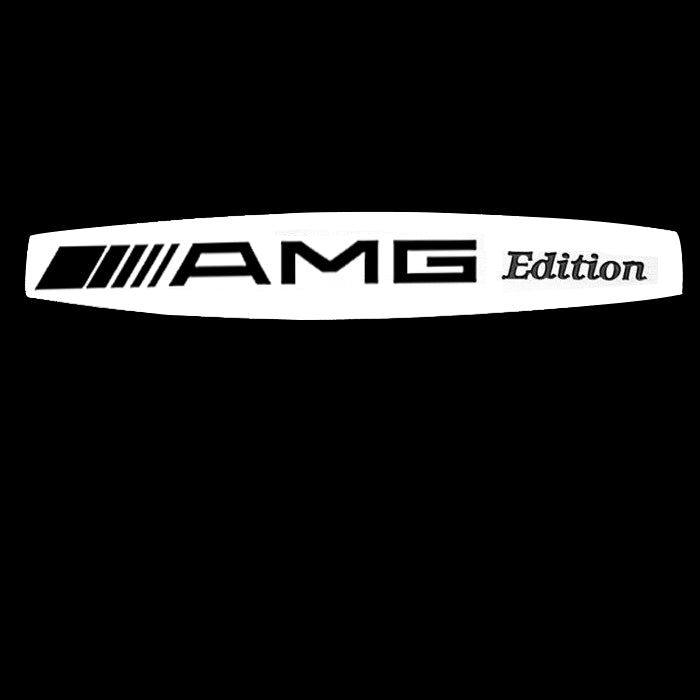 MERCEDES BENZ AMG LOGO PROJECTOT LIGHTS Nr.15 (quantity 1 = 1 sets/2 door lights)