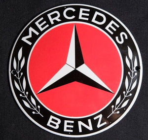 MERCEDES BENZ LOGO PROJECTOT LIGHTS Nr.01 (quantity 1 = 1 sets/2 door lights)
