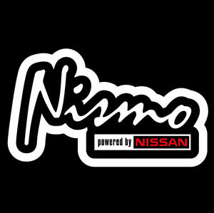 NISMO LOGO PROJECTOT LIGHTS Nr.10 (quantity 1 = 2 Logo Films /2 door lights)