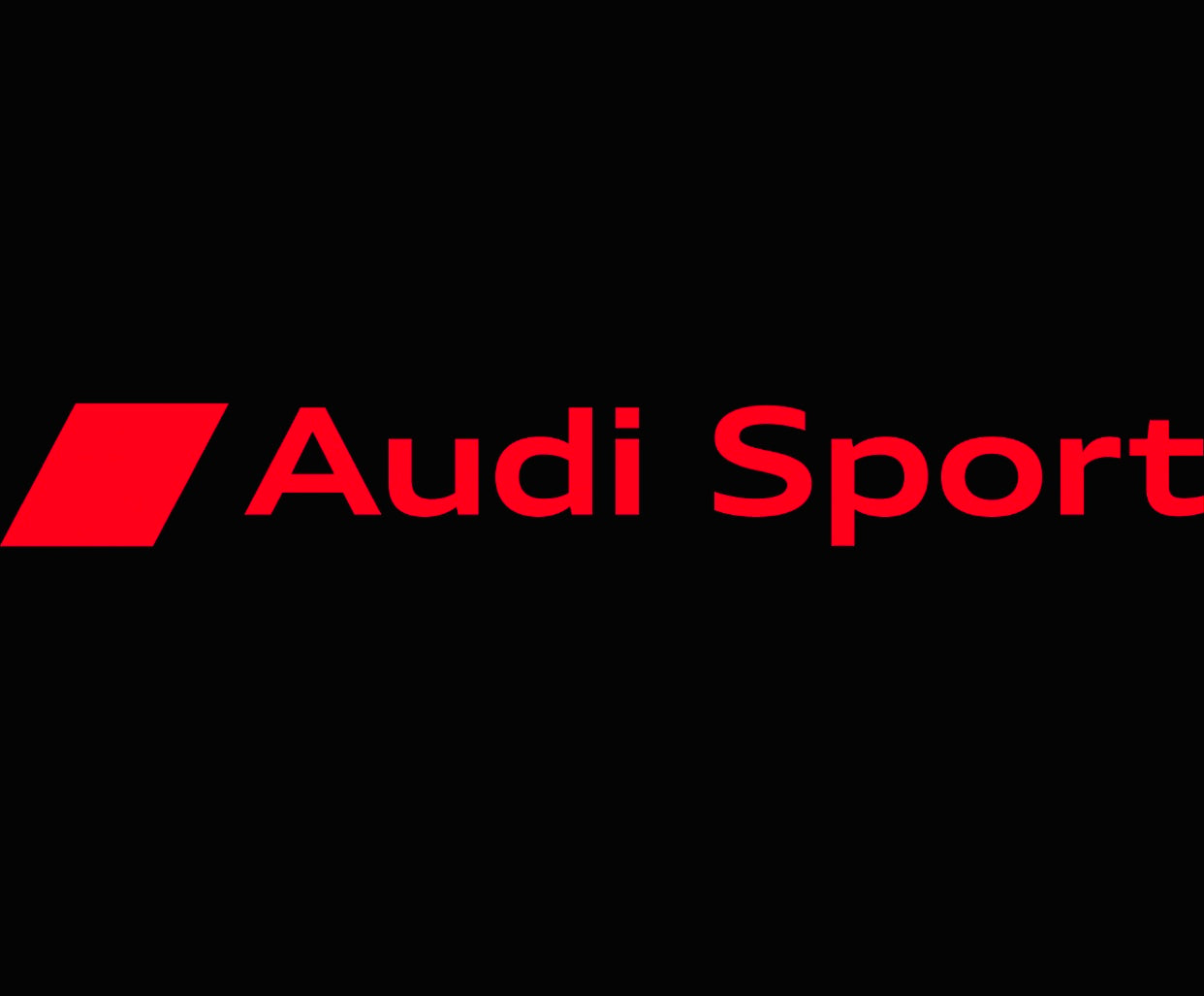 AUDI  LOGO PROJECTOT LIGHTS Nr.111  (quantity 1 = 2 Logo Films /2 door lights)