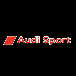 AUDI LOGO PROJECTOT LIGHTS Nr.31  (quantity 1 = 2 Logo Films /2 door lights)
