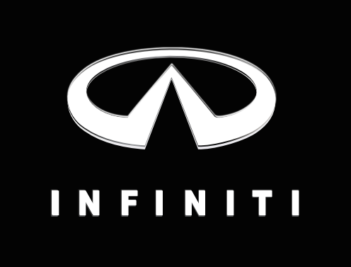 INFINTI  LOGO PROJECROTR LIGHTS Nr.01 (quantity 1 = 1 sets/2 door lights)