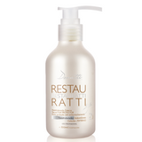 Combo Restauratti 10fl oz +  Conditioner Naturale Tahiti Monoi + Essential Minerals /  Nutrition Line 500g / 17oz - Special Set for hair damaged by chemicals especially coloring. Restores the hair fiber and promotes smoothness and shine to the hair.