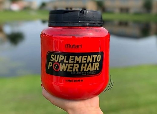 Mutari Power Hair Conditioner Supplement - Professional 1.7kg / 59.96oz - For all hair types that need deep restructuring.