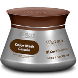 COLOR MASK CANELA / CINNAMON (Light Brown)- Color Conditioners 300g / 10.58oz - Intensifies, tones and revives the color of the hair.