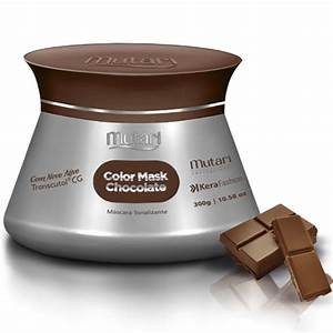 Color Masks / Red, Black, Wine, Light Brown , Dark Brown, Purple, Copper Color Conditioners 300g / 10.58oz - Intensifies, tones and revives the color of the hair.