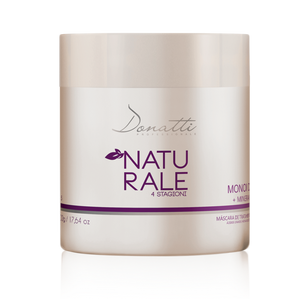 Conditioner Naturale Tahiti Monoi + Essential Minerals /  Nutrition Line 500g / 17oz - For colored and dry hair. Promotes softness, shine and resistance.