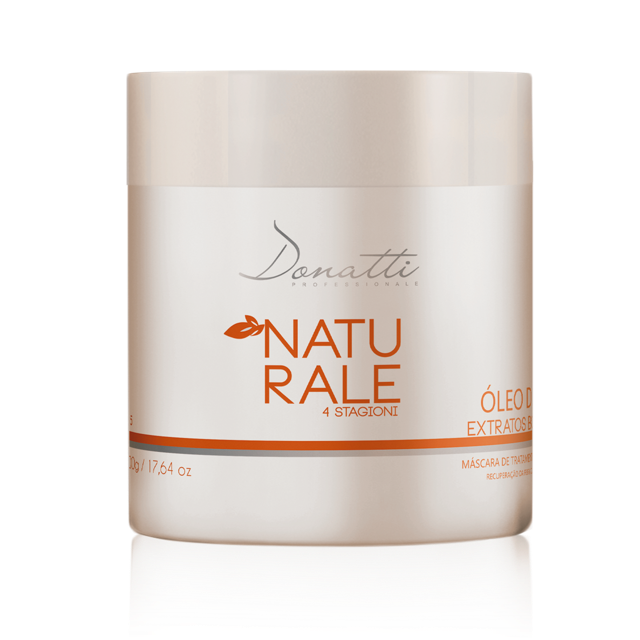 Conditioner Naturale Ojon Oil + Botanical Extracts /  Nutrition Line 500g / 17oz - For chemically treated and dehydrated hair. Rich in oils. Promotes nutrition and shine.