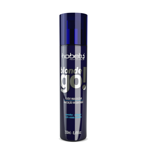 Blonde Go - 250ML / 6.76floz - For blonde and gray hair. BEST SELLER.