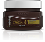 Brown Color Conditioner / Mask - Brunette with highlights - Brown with copper shine 300g / 10.5 oz - For brown hair with highlights, highlights or copper balayage.